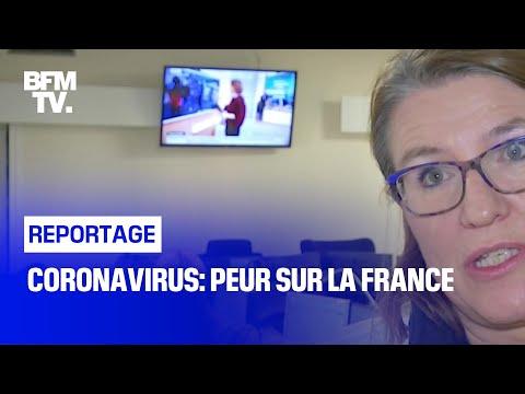 Coronavirus: peur sur la France
