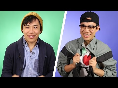 Lesbians Give Gay Men Wardrobe Makeovers