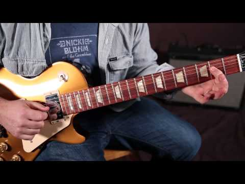 Led Zeppelin - The Lemon Song - Guitar Lesson - How to Play on guitar, Les Paul