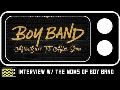 Boy Band | Moms of In Real Life and Other Boy Band Contestants | AfterBuzz TV