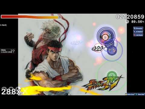 Osu Special! Street Fighter IV (Exile) - Indestructible [EEeee's Hard]