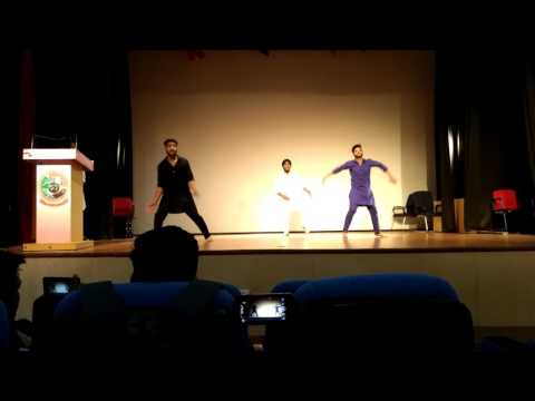 Bhangra central university of haryana