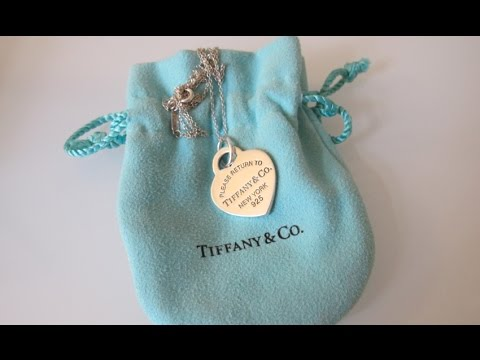 Return To Tiffany Co Necklace Review 3 Year Update Heart Tag