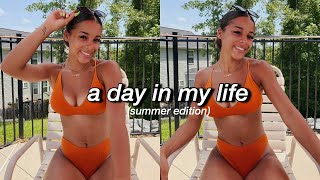 Vlog: A Day In My Life (summer edition) | Azlia Williams