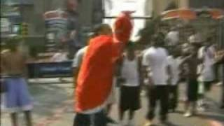 Chris Brown Dance Battle in Minneapolis during And1 open run