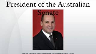 President of the Australian Senate