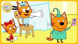 Детский уголок | Kids'Corner * Три Кота - Съёмки киношедевра - Папа Кит и пираты на Kids PlayBox
