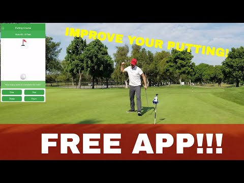 Stop 3 Putting with this FREE App! Be Better Golf