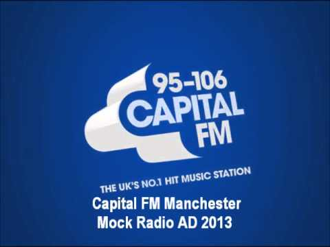 102 Capital FM Manchester Mock Radio Advert 2013
