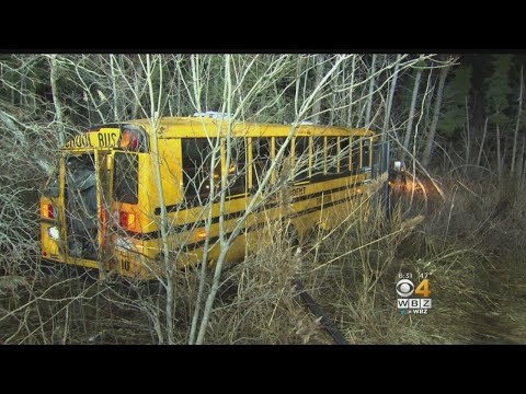 Woman Charged With Drunk Driving In School Bus Crash On Route 24 In Berkley