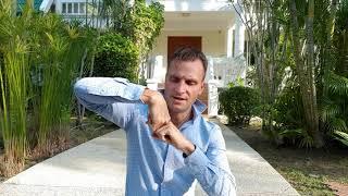 Короткое упражнение на оздоровление спины и суставов. Мастер Денис Валгутов(1)