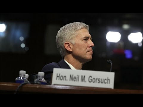 Neil Gorsuch's Woeful Record on Civil Rights (1/2)