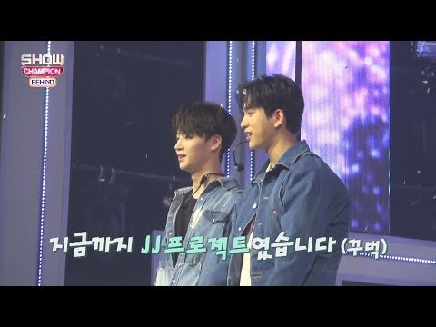 (Showchampion behind EP.60) BEHIND Story  JJPROJECT 1.