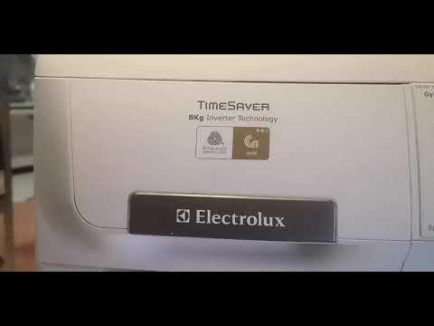 Electrolux szárítógép adat-táblája (Hol találod?)