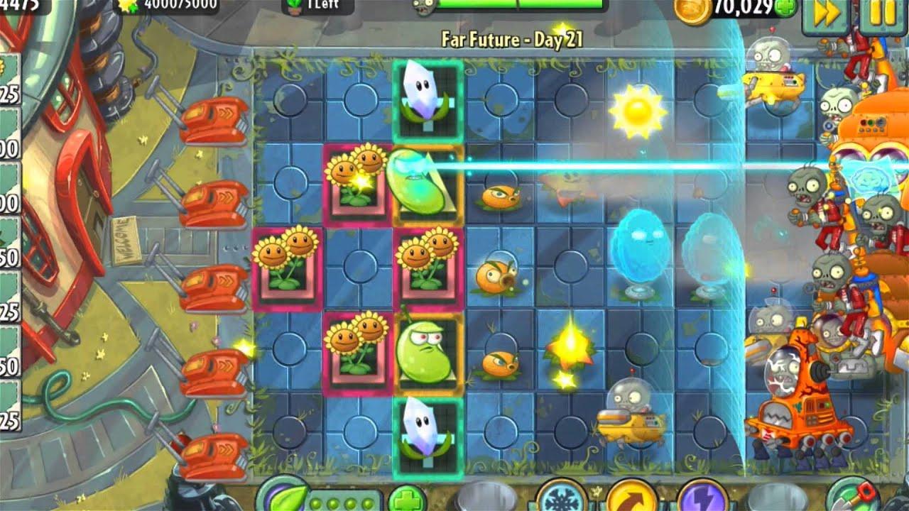 plants vs zombies app store free