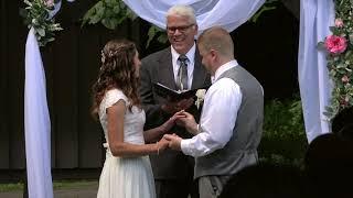 Erica & Steve Brown Wedding Video - July 7th 2018