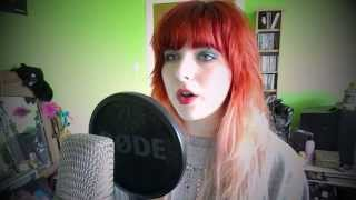 Regina Spektor The Call Vocal Cover