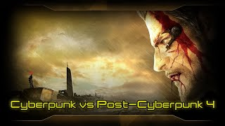 Cyberpunk versus Post-Cyberpunk Soundtrack 4/5: The Missing Playlist