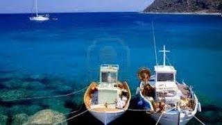 Grèce ile de Corfou la station balnéaire de Gouvia