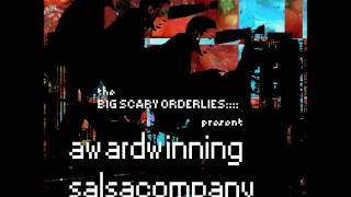 Big Scary Orderlies - The Kaleidoscopic Transoceanic Fascistic Power Trip