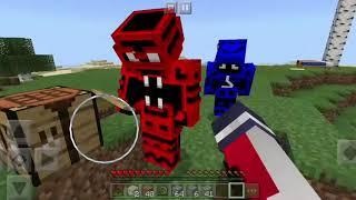 minecraft survival mod bölüm 1 ağaç ev yapıyoruz