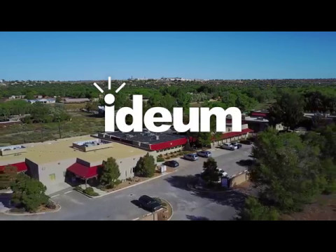 Drone 4K Tour Over Ideum Facilities