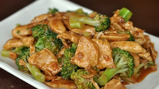 Chicken and Broccoli Recipe Stir-fry Live Cooking