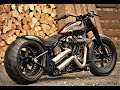 ⭐️ Harley Davidson Softail Custom Bike by BT Choppers 1