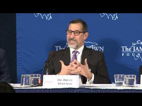Jamestown's 12th Annual Terrorism Conference - Panel 1