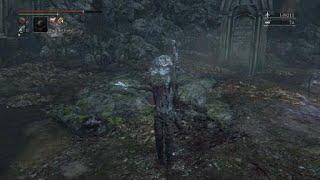 NG+  Shadow of Yharnam - Moonlight Great Sword SL125 Arcane Build Bloodborne