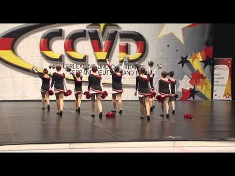 RMNord2015 - Mini Stars - Peewee Freestyle Pom