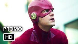 "The Flash 5x10 Promo ""The Flash & The Furious"" (HD) Season 5 Episode 10 Promo"