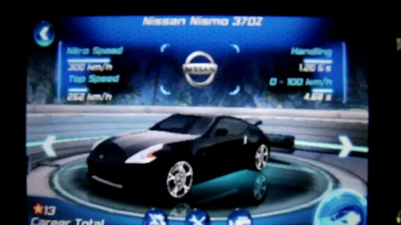 Racing gaming with asphalt 6 adrenaline hd game android mobile app.