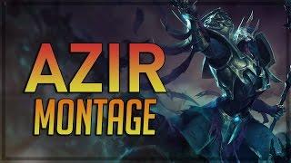 Azir (Drift King) Montage