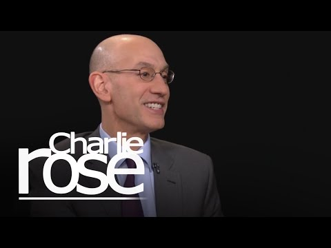"NBA's Adam Silver: Donald Sterling Lifetime Ban Was ""Necessary"" (Feb. 12, 2015) 