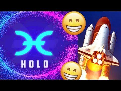 $1 00 HoloChain(Sizzling) Bullrun Inside Attain! HoloChain Lengthy