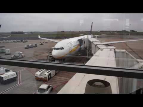 Jet Airways 9W228 BOM-BRU-EWR Trip Report