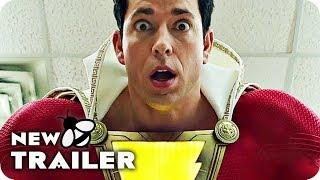 SHAZAM! Trailer (2019) DC Superhero Movie