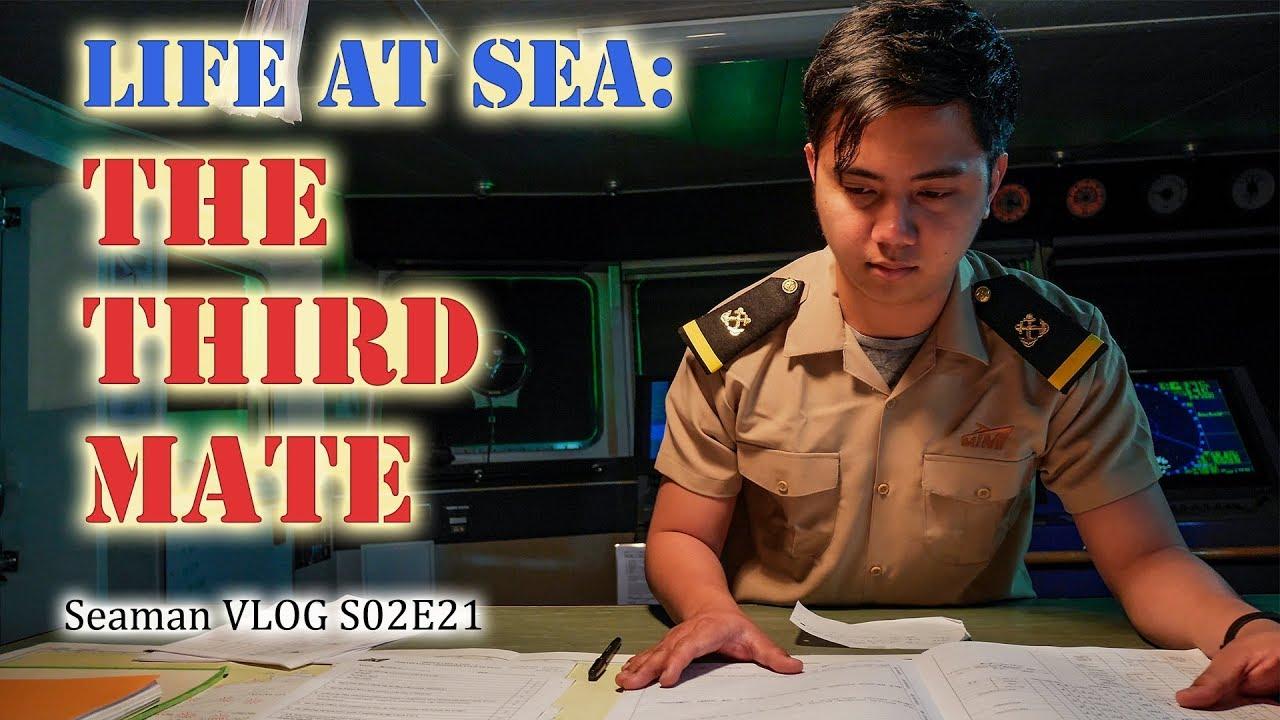 The Third Mate : Life at Sea | Seaman Vlog - YouTube