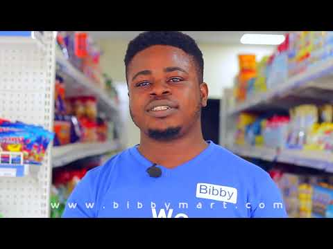 Bibby Supermarket - Aguda Surulere Lagos, Branch Launch by Transpose Communications Services Limited