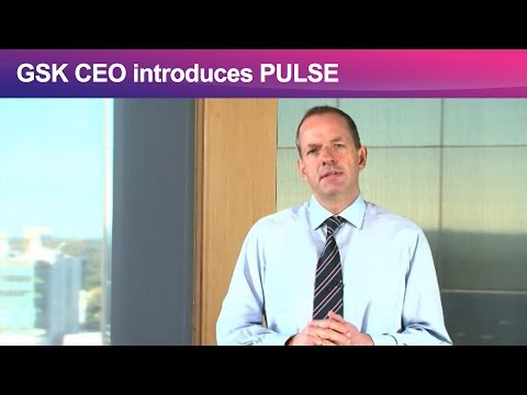 Sir Andrew Witty, CEO introduces PULSE