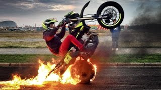 ⚡️ Supermoto Skills that will blow your mind 😲