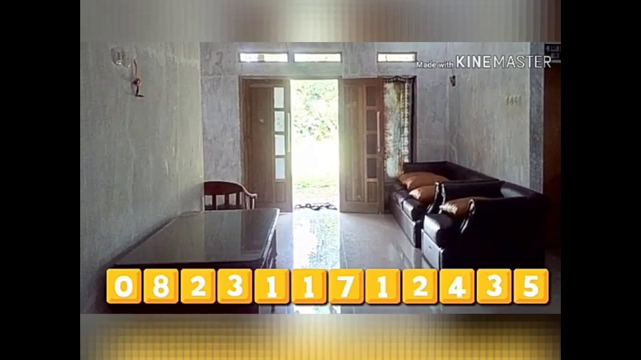 Jual Rumah Kampung murah di Tenjolaya Bogor - YouTube