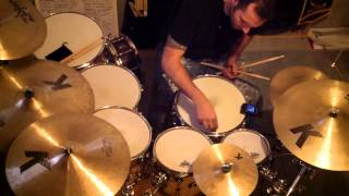 snare drum tuning with a tune bot(John Bonham sound)