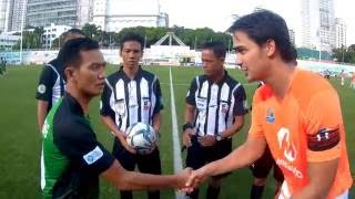 2016 UFL League - Loyola Meralco Sparks FC vs Green Archers United FC - June 11, 2016 HD