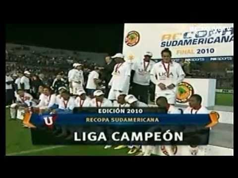 LIGA DE QUITO-CAMPEON RECOPA 2010-continuacion....