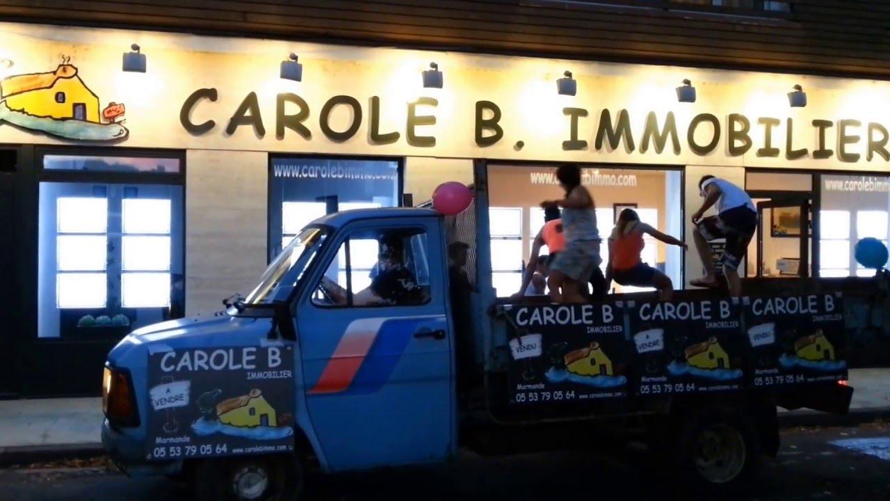 Ice Bucket Challenge CAROLE B IMMOBILIER (Agence immobilière à ...