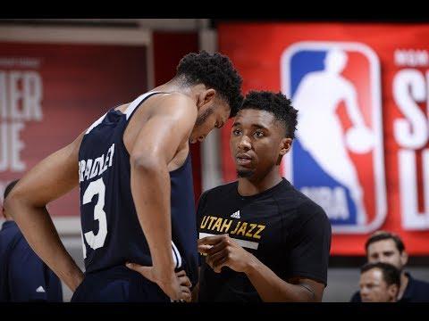 Full Highlights: Milwaukee Bucks vs Utah Jazz, MGM Resorts NBA Summer League