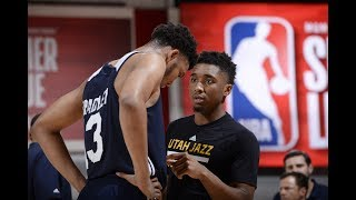 Full Highlights: Milwaukee Bucks vs Utah Jazz, MGM Resorts NBA Summer League