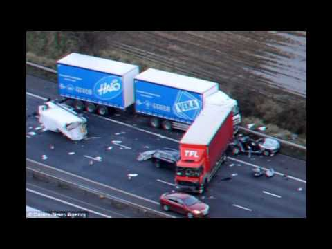 M6 motorway reopens after body find